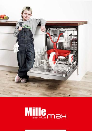 Miele Professional Millemax szerviz